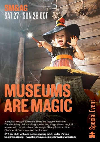 Museums Are Magic