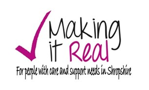 New Making it Real logo