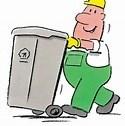Picture of a binman
