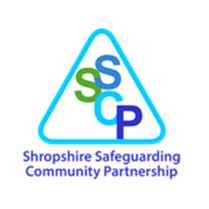 Shropshire Safeguarding Community Partnership logo