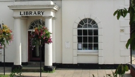 Photo of Ellesmere Library