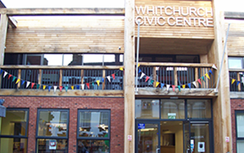 Photo of Whitchurch Library