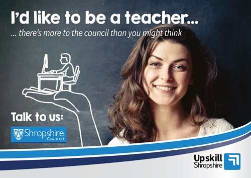 I want to be a teacher image