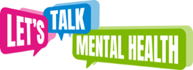 Let's Talk Mental Health logo